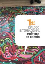 1er Diálogo internacional cultura en común