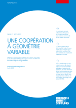 Une coopération à géométrie variable